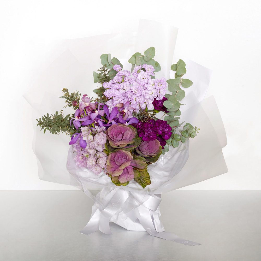 Shades Of Purple Ps Floral Design