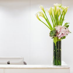 Sydney flowers, corporate arrangement